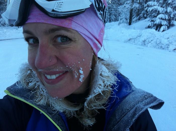Esther im Schnee1